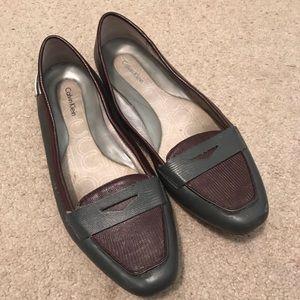 Calvin Klein Tammy Slip on Loafers size 9